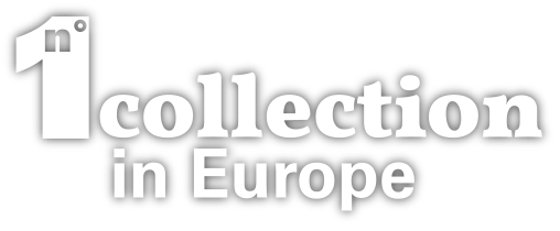 No. 1 collection in Europe