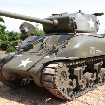 Sherman M4A1 76W Alabama