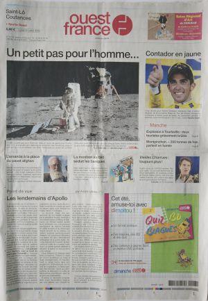 La 35e DI, vedette du 65e anniversaire de la Libération