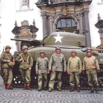 Libération de la Tchécoslovaquie