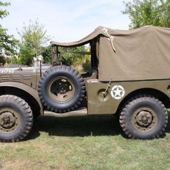 Dodge WC52 1943