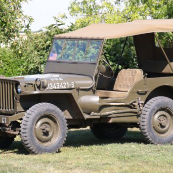 Jeep Willys 1943