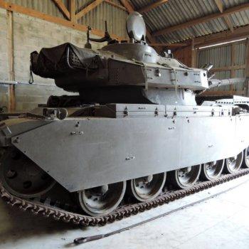 Centurion MK3 1954