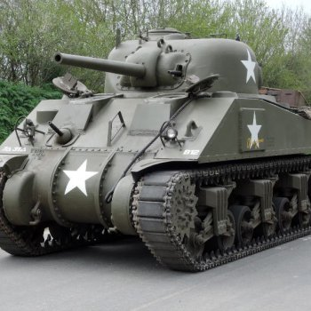 Sherman M4 Oregon