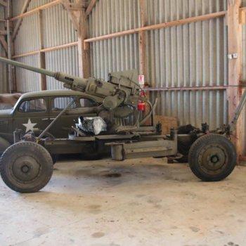 Canon 40 Bofors
