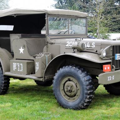 Dodge WC56 Command Car
