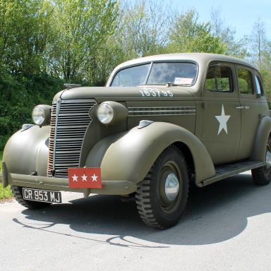 Chevrolet Master Deluxe Série HA