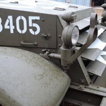 Half Track M16