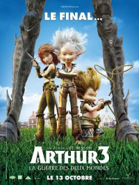 Arthur 3: The War of Two Worlds