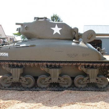 Sherman M4A1 76W Alabama