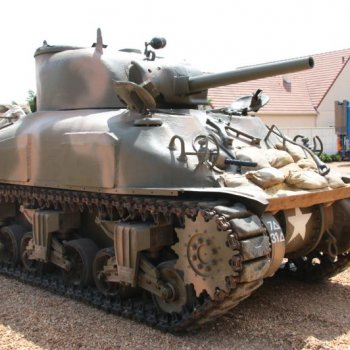 "Sherman M4 A1 ""Grizzly"" Wisconsin"