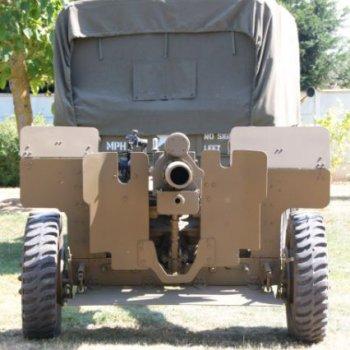 Canon Howitzer 105