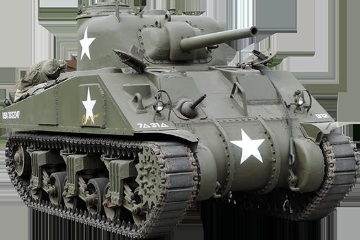 Sherman M4 Oregon
